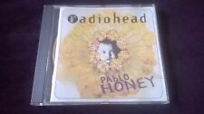 RADIOHEAD - PABLO HONEY CD - 1993 - EX CON
