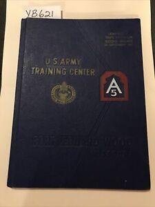 YB621 US Army Company A 3rd Battalion Sept 1967 Fort Leonard Wood MO