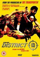 District 13 DVD (2006) Bibi Naceri, Morel (DIR) cert 15 ***NEW*** Amazing Value
