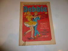 DEBBIE Comic - Issue 111 - Date 29/03/1975 - UK Paper Comic