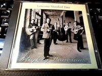 Mighty Lonesome by Lonesome Standard Time (CD 1993, Sugar Hill) blugrass