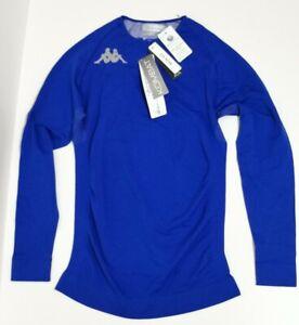 Kappa Kombat Skin Fit Exercise Cycling   Long Sleeve Shirt Medium/large New