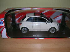 NewRay Fiat 500 beige, 1:24 Art 71016