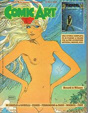 Rivista COMIC ART ANNO 1986 NUMERO 20 EISNER - FERRANDINO - SAUDELLI