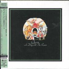 QUEEN-A DAY AT THE RACES-JAPAN MINI LP PLATINUM SHM-CD Ltd/Ed I50