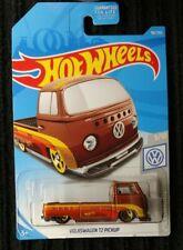 Hot Wheels 1968 Volkswagen T2 Transporter Pickup - Orange