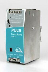 Pulse SLA3.100 1Ph Din Rail Power Supply as Interface 30,5V 2,8A