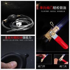 Universal Car Auto Truck Fuel Gas Liquid Hand Pump 80cm PVC Pipe Oil Leakage