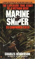 Marine Sniper: 93 Confirmed Kills by Charles Henderson