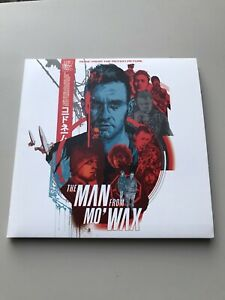 The Man From Mo' Wax Soundtrack CD James Lavelle Unkle DJ Shadow *FREEPOST*