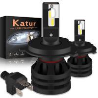 200W 30000LM H4 Hi/Lo LED Ampoule Voiture Feux Lampe Kit Phare Xenon Blanc 6000K