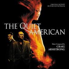 Craig Armstrong The Quiet American (Der stille Amerikaner) Soundtrack CD OVP
