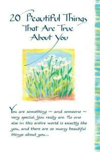 Blue Mountain Arts Sentimental Card: Someone Special - 20 Beautiful Things