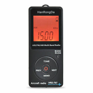 HanRongDa HRD-767 /AM/FM/ AIRBand  Receiver