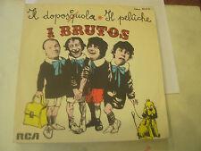 """I BRUTOS""""IL DOPOSCUOLA-disco 45 giri RCA 1977""""PROMO"""