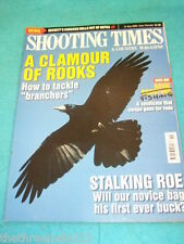 SHOOTING TIMES - A CLAMOUR OF ROOKS -  MAY 11 2006