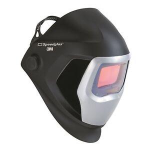 3M Speedglas 9100X Welding Helmet w/Side Windows - (06-0100-20SW)