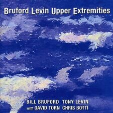 Bruford Levin Upper Extremities Self-Titled CD NEW SEALED Bill/Tony Chris Botti