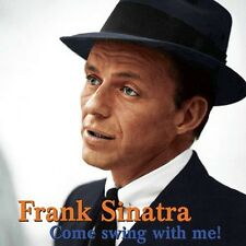 CD FRANK SINATRA COME SWING WITH ME DAY BY DAY SENTIMENTAL JOURNEY PAPER DOLL