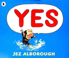 YES by Jez Alborough (Paperback) Bobo the Chimp Bath Time
