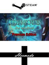DREAMSCAPES: le marchand de sable Clé Steam pour PC Windows (même jour expédition)