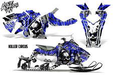AMR Racing Sled Wrap Polaris Axys Snowmobile Graphics Sticker Kit 2015+ CIRCUS U