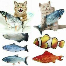 Flippity Fish Cat Toy Elektrische Floppy Fish Cat Toy Moving Fish Kat
