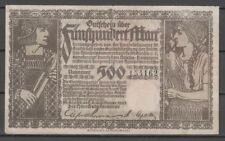 Mönchengladbach - Handelskammer  -  500 Mark