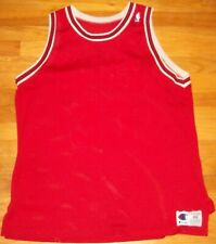 1992-93 Chicago Bulls  Authentic Game Jersey Size 48 Champion USA Vintage
