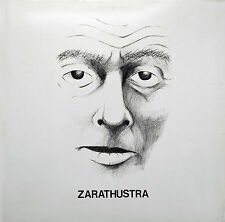 ZARATHUSTRA - Same - S/T - LP - 1972 - Re - SBLP077 - Second Battle - NEU -
