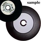 Ritek CD-R 52x Digital Vinyl Blank CD Disc 700MB LP Style Printable - 10 Pieces