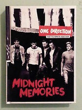 one direction MIDNIGHT MEMORIES the ultimate edition CD