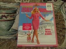 NEW SEALED REESE WITHERSPOON LUKE WILSON~LEGALLY BLONDE 2~SPECIAL EDITION DVD~