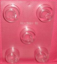 Football Helmet,Chocolate Cookie Candy Mold,Clear Plastic,C/K,Game Day