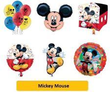 Articles de fête anniversaire-enfant Amscan mickey mouse pour la maison