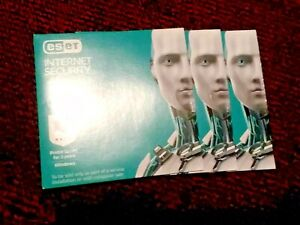 ESET Internet Security 1 Device 3 Year Subscription OEM CD