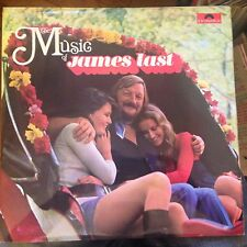 2LP James Last  >The Music of James Last< UK  NEAR MINT!TOP!