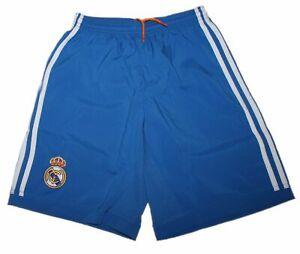 adidas Kinder Shorts Größe 128 Größe 152 Real Madrid Fußball NEU