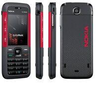 Nokia 5310 XPRESS MUSIC cellulare GSM fotocamera 2MPX Red/Blue DA Italia NO DAZI