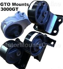 8R3104 4pc Motor Mounts fit 1991 - 1999 Mitsubishi GTO 3000GT Engine Trans Mount