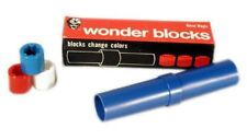 Wonder Blocks By Royal Magic Trick Gimmick Close Up Illusion Novelty Toy Kids