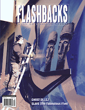 Flashbacks Graffiti Art Magazine Issue #13 Loomit Cover NYC Special Issue