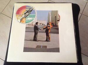 PINK FLOYD - WISH YOU WERE HERE - 1975 - LP - SBP 234651 in VGC