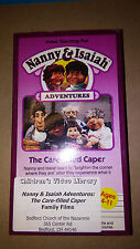 Nanny & Isaiah VHS Christian Puppet Kids Show VHS Care Filled Caper Inner City
