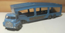 A129. LESNEY MATCHBOX Accessory Pack A2 Bedford Articulated Car Transporter