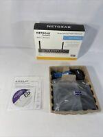 NETGEAR ProSAFE Wireless-N-8-Port Gigabit VPN Firewall. Model No. FVS318N.