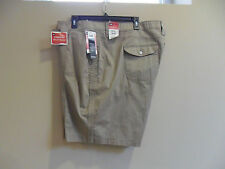 Women's Lee Comfort Fit Bermuda Stretch Size:24W(Medium) Khaki New with tag