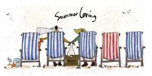Summer Loving by Sam Toft Print Photo Wall Art Home Decor