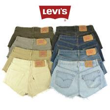 Shorts, bermuda e salopette da donna Levi's fantasia nessuna fantasia in cotone