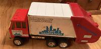 Vintage Remco Truck 1992 Tuff Stuff City Sanitation Pressed Steel and Plastic